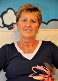 Hódos Jánosné, Erika néni - bölcsődei gondozónő