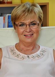 Rokalyné Csizmadia Margit - Intézményvezető